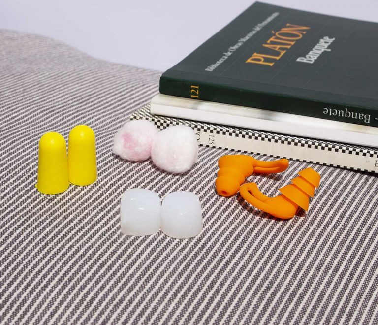 Pack Tapones Libro